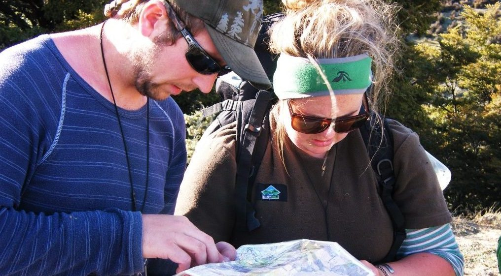 bush craft and navigation course
