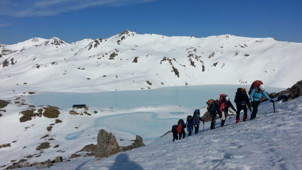 alpine skills course