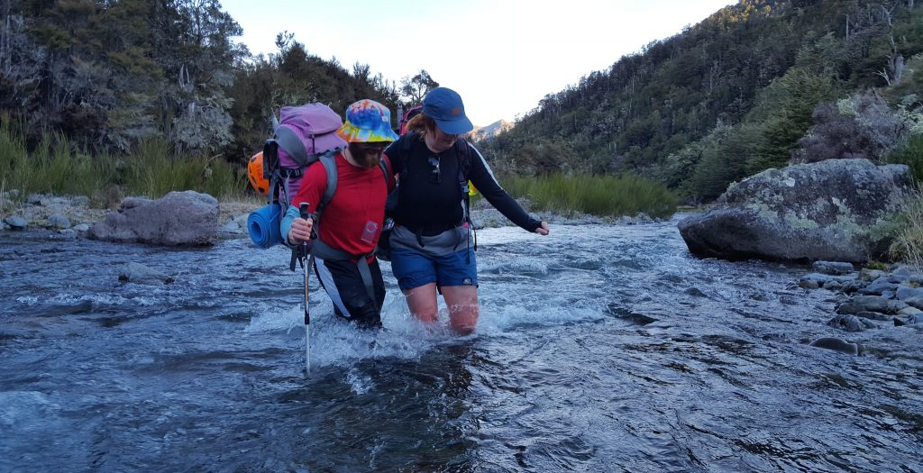 Outdoor training courses