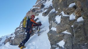 Alpine training course