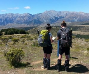 Bush craft and navigation course with OENZ-Outdoor Education New Zealand