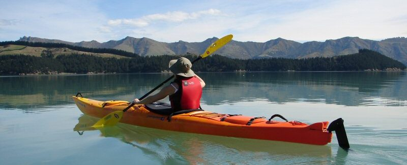 KAyak training courses delivered by OENZ