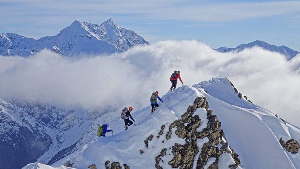 Alpine training with OENZ