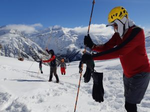 Avalanche training courses