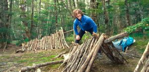 bush training course with OENZ- Outdoor Education New Zealand