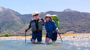Bush Training courses in Arthurs Pass National Park