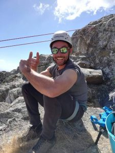 Rock climbing courses with OENZ-Outdoor Education New Zealand